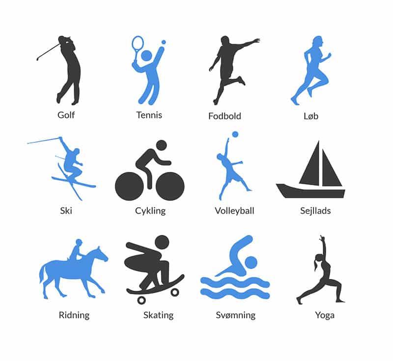 Aktiviteter og sport på Costa del Sol