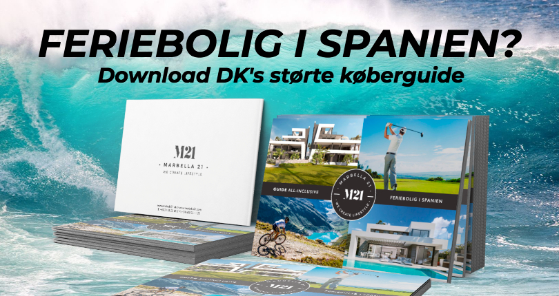 Få Danmarks største købsguide inden køb af bolig i Spanien