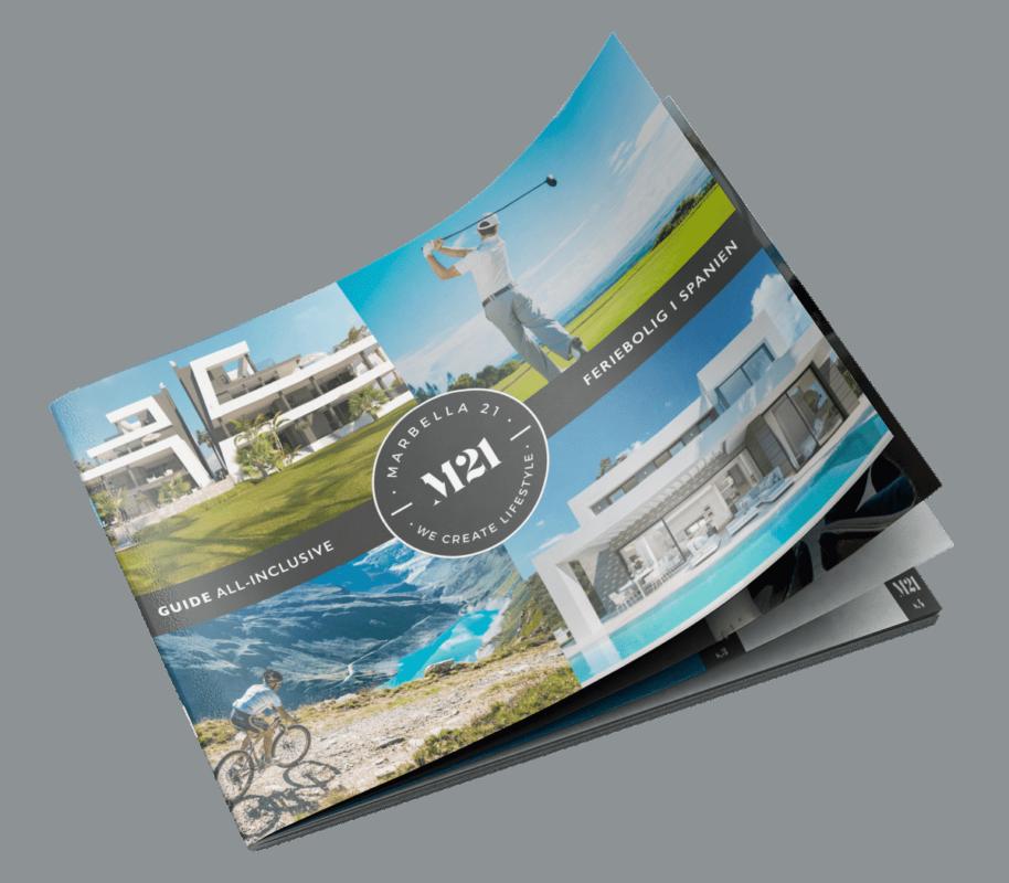 Modtag A-Z guide til køb af bolig på Solkysten i Sydspanien
