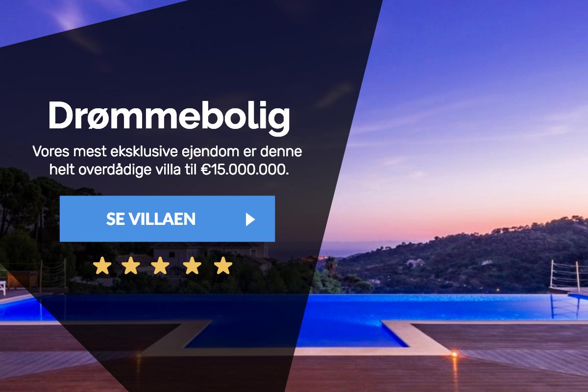 Villa til salg i Spanien for over 110 milllioner danske kroner hos-Marbella21