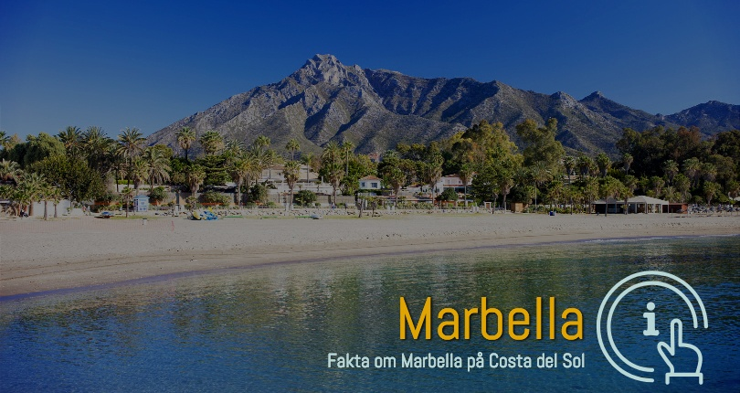 Marbella med eksklusive ferie boliger i område 29600