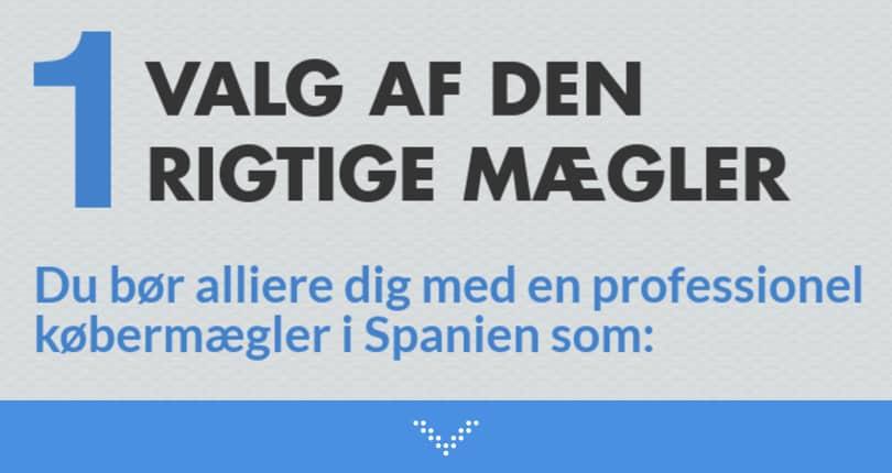 Danske ejendomsmæglere i Spanien