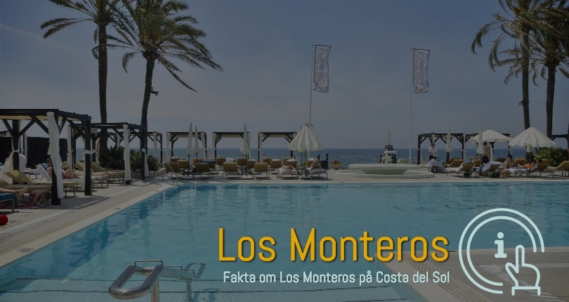 Los Monteros ferie og boliger i område nr 29603 på Costa del Sol