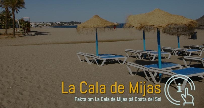 La Cala de Mijas fakta om ferie boliger med nr. 29649