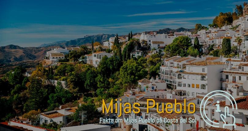 Mijas Pueblo i område 29650 Costa del Sol