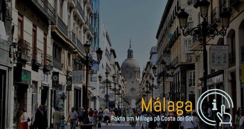 Feriebolig i Malaga 29001 og fakta om den omkringliggende provins