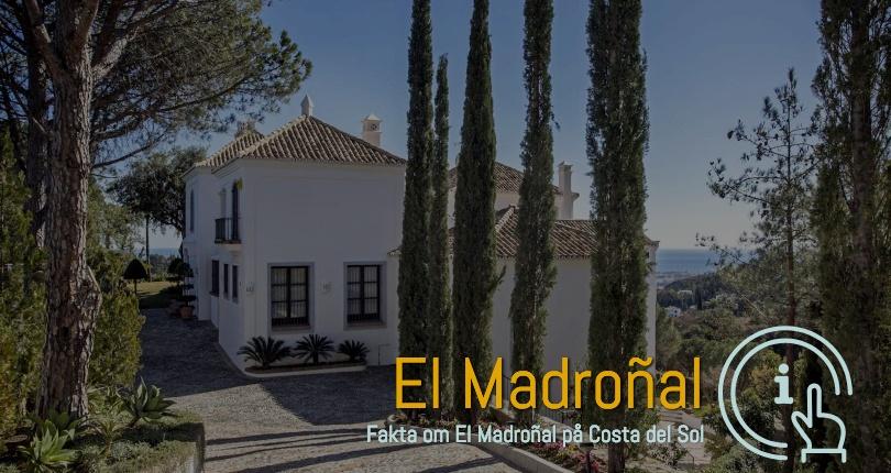 El Madroñal ferie boliger i område 29678