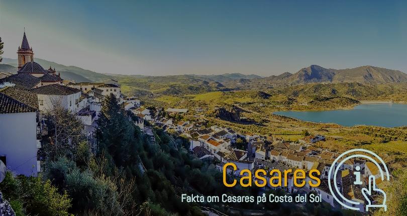 Casares ferieboliger beliggende i 29690