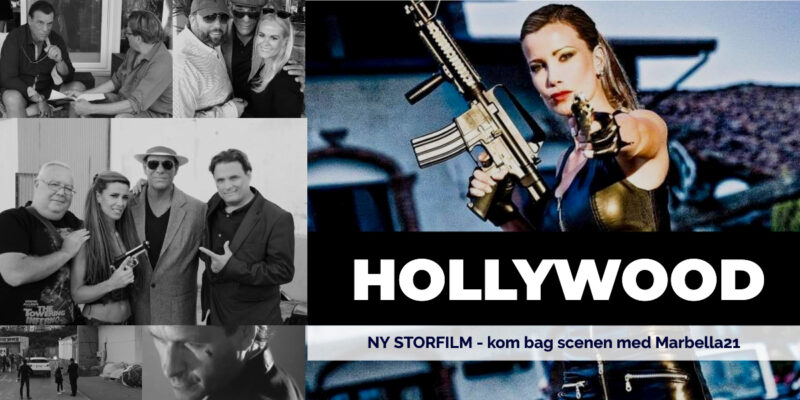Hollywood storfilm optages hos Marbella 21