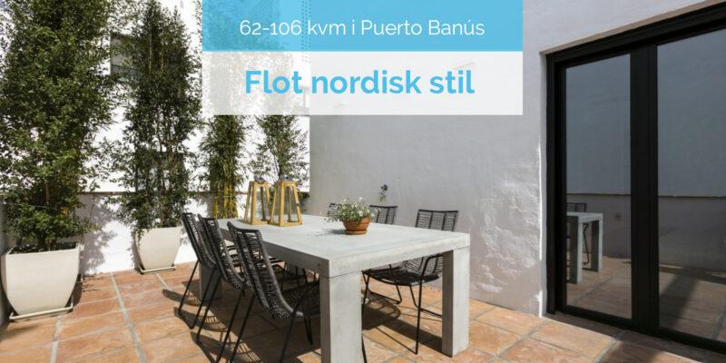 6 stilfulde luksuslejligheder i nordisk stil