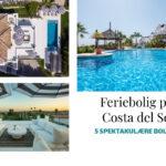5 spektakulære boliger