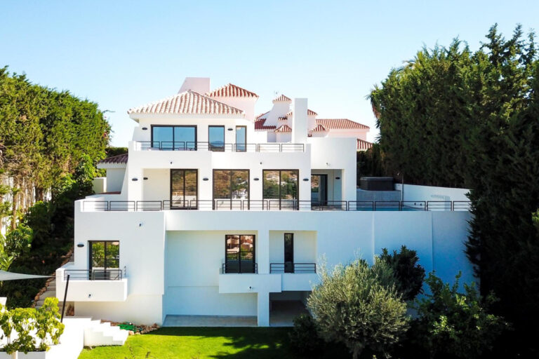 Flot villa Andalucia