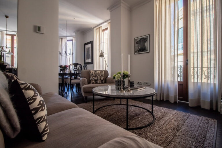 Eksklusiv lejlighed i Malaga