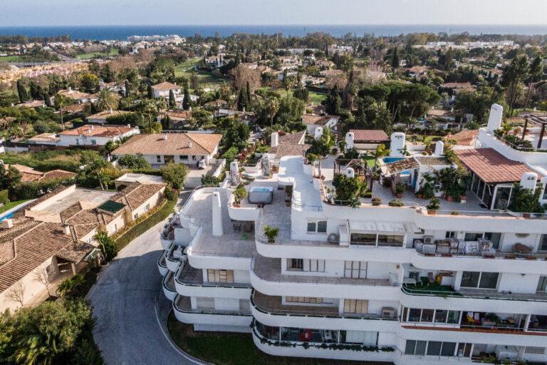 Penthouse i Guadalmina