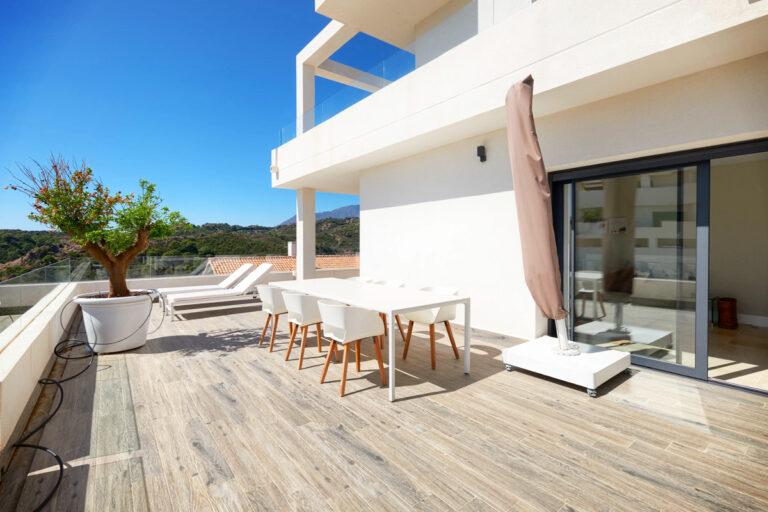 Lejlighed i La Resina Golf, Estepona